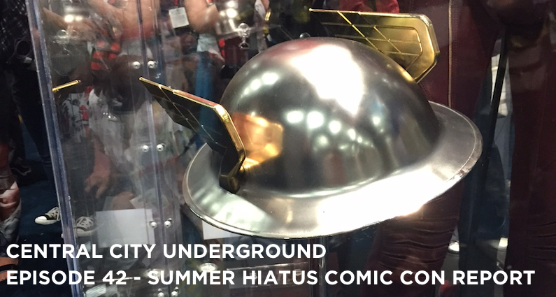 CCU 42 – Summer Hiatus Comic Con Report