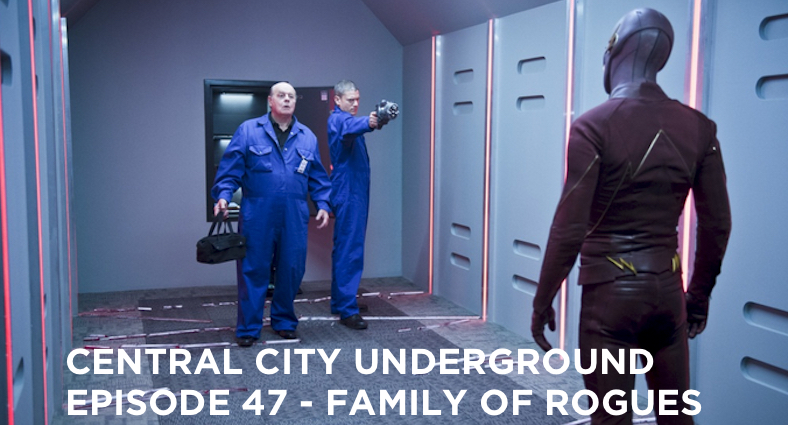 CCU 47 – S2 E3 – Family of Rogues