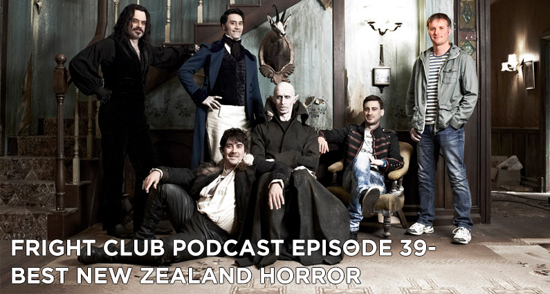 FC 39- Best New Zealand Horror