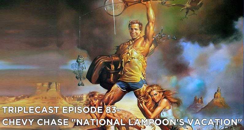 "TC83 – Chevy Chase ""National Lampoon's Vacation"""