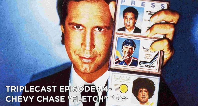 """TC84 – Chevy Chase """"Fletch"""""""