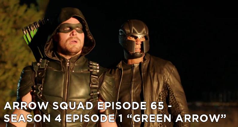 AS 65 – S4E1 – Green Arrow Review