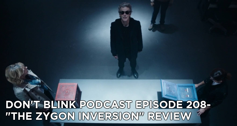 DB 208-Don't Blink Episode 208- The Zygon Inversion
