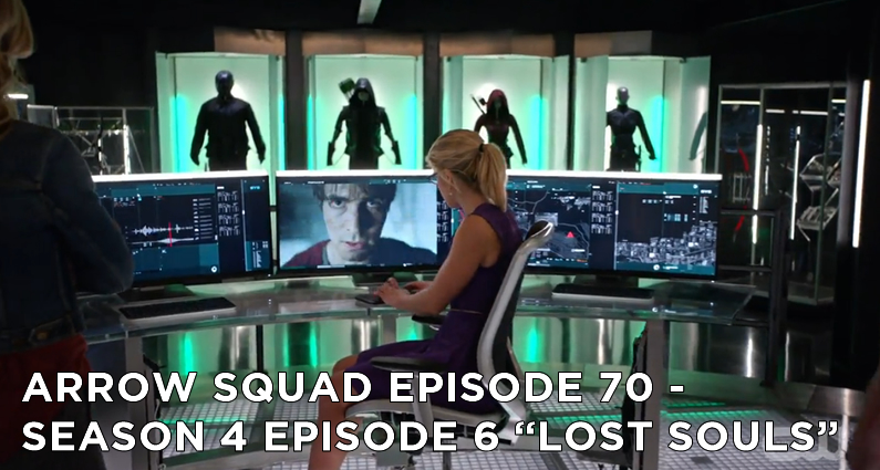 AS 70 – S4E6 – Lost Souls Review