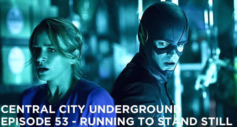 CCU 53 – S2 E9 – Running To Stand Still