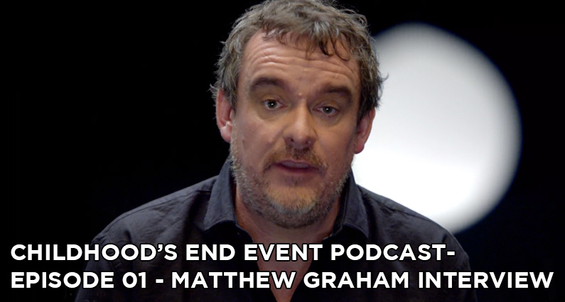 CE01 – Matthew Graham Interview