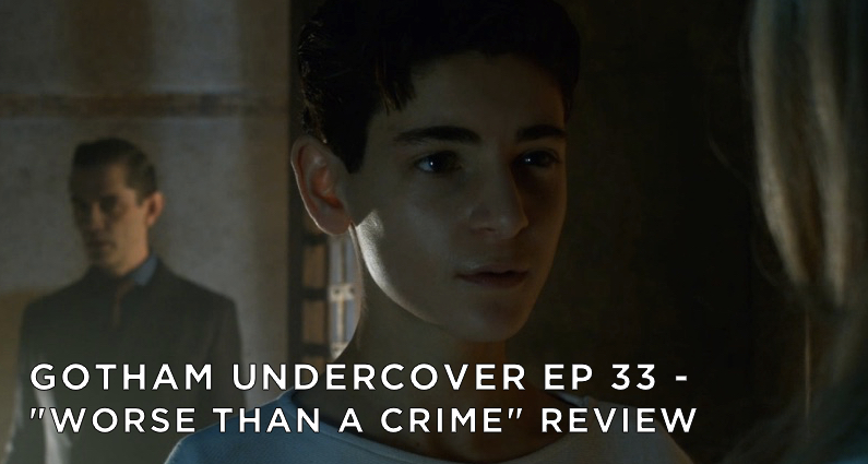 GU33 – S2E11 – Worse Than A Crime