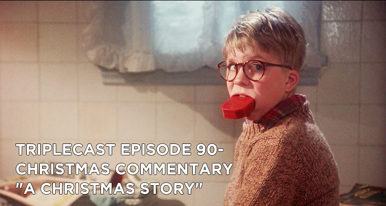 "TC90 – Christmas Commentary ""A Christmas Story"""