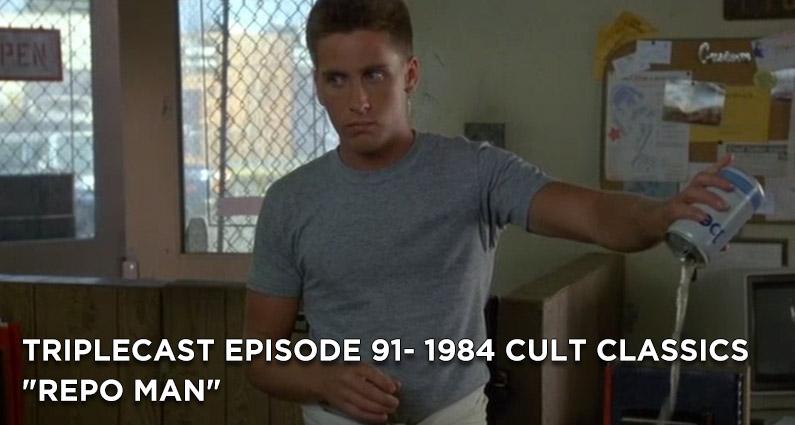"""TC91 – 1984 Cult Classics """"Repo Man"""""""