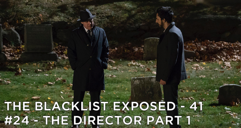 BLE41 – S3E9 – #24 The Director Part 1