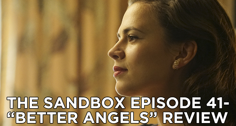SB41 – Agent Carter S2E3 – Better Angels Review