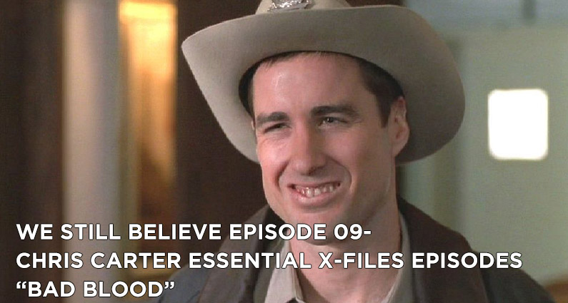 "WSB 09-The X-Files S5E12 ""Bad Blood"""