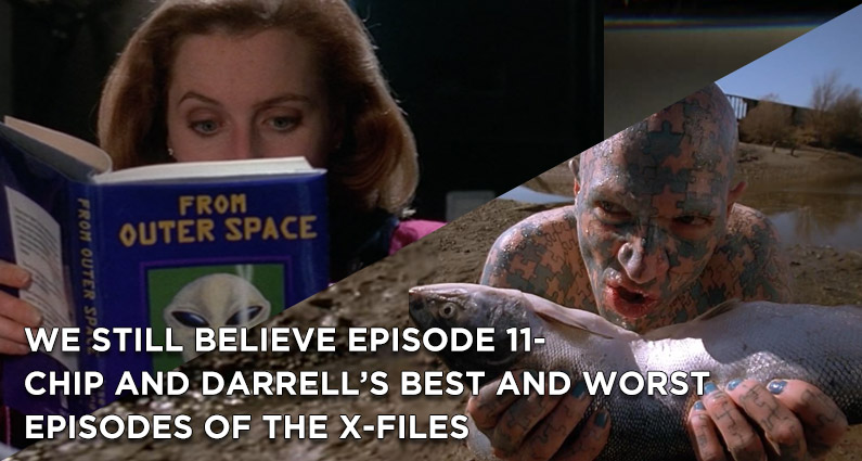 WSB 11-The Best and Worst Episodes of The X-Files