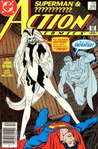 Action Comics 595
