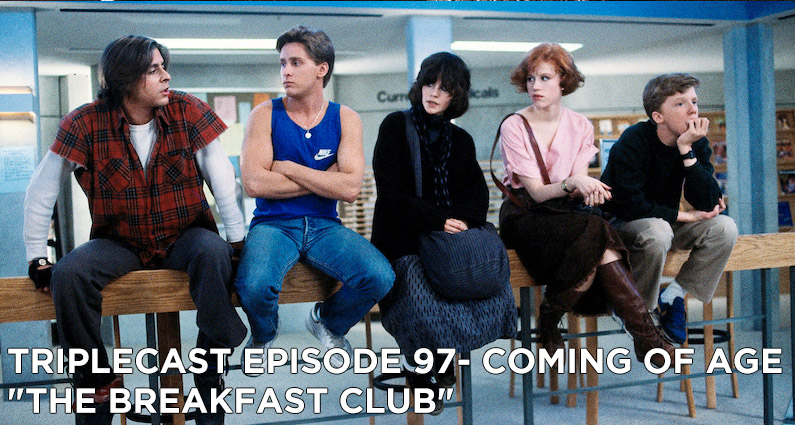 "TC97 – Coming of Age ""The Breakfast Club"""