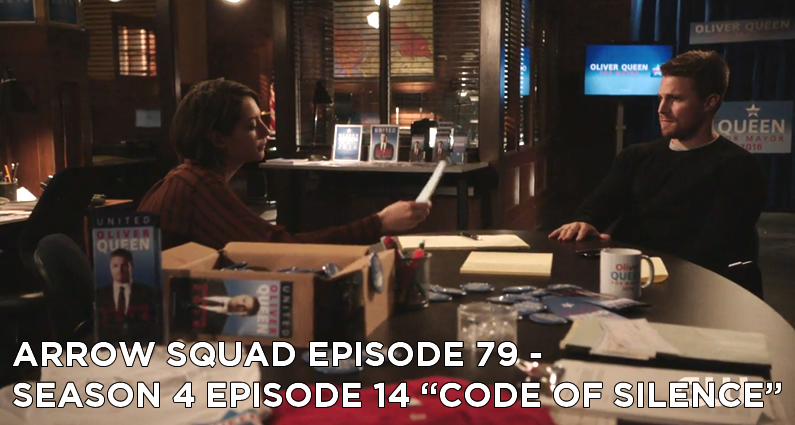 AS 79 – S4E14 – Code Of Silence Review