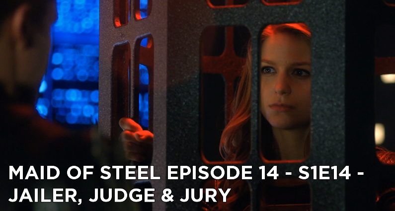 MOS 14 – S1E14 – Jailer, Judge & Jury