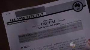 Eden Fesi - The Inside Man