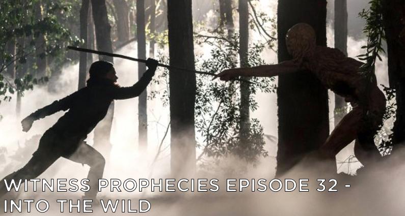 WP32 – S3E14 – Into the Wild