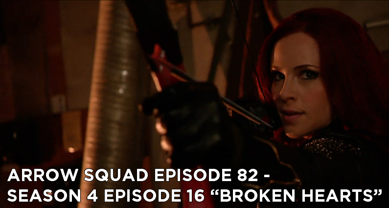 AS 82 – S4E16 – Broken Hearts Review