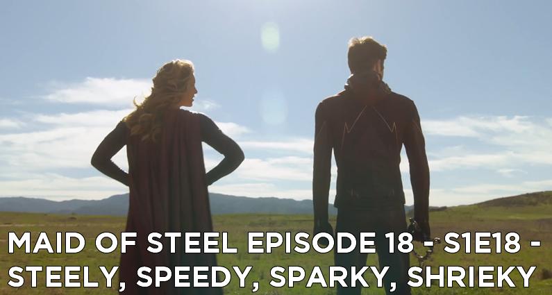 MOS 18 – S1E18 – Steely, Speedy, Sparky, Shrieky
