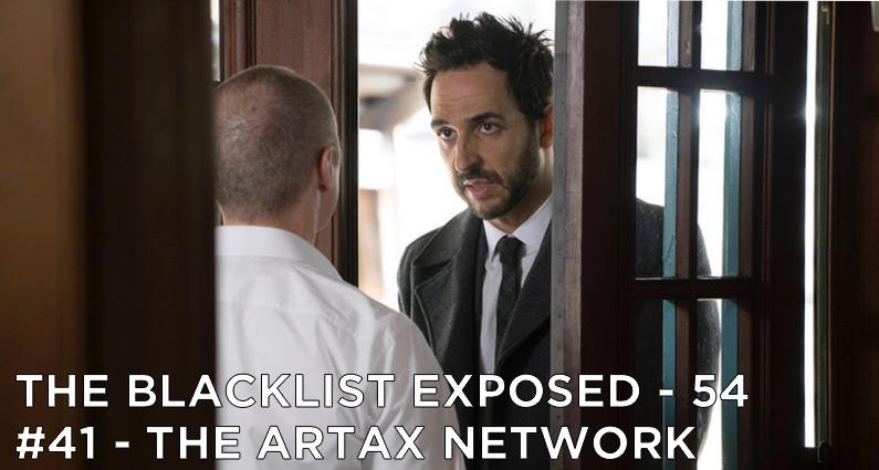 BLE54 – S3E20 – #041 The Artax Network