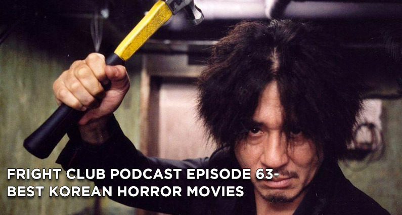 FC 63- Best Korean Horror Movies