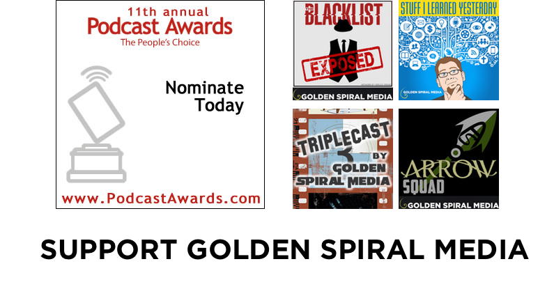 2016 Podcast Award Nominations