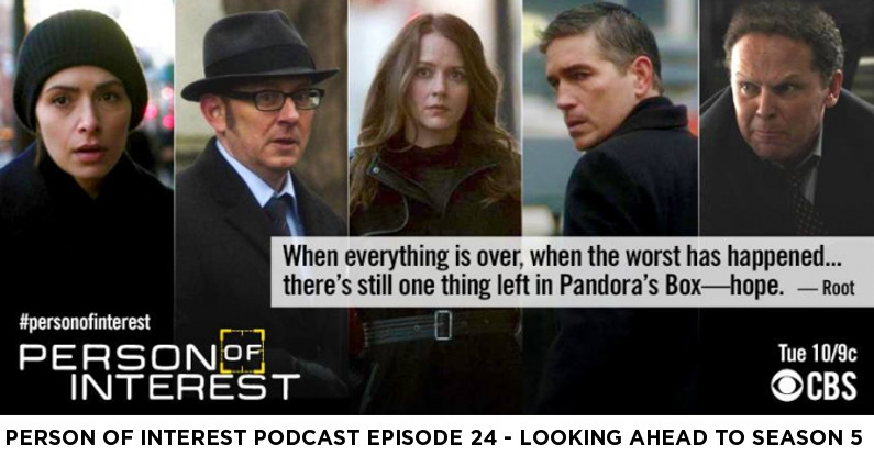 POI24 – Season 4 Recap and Season 5 Look-ahead