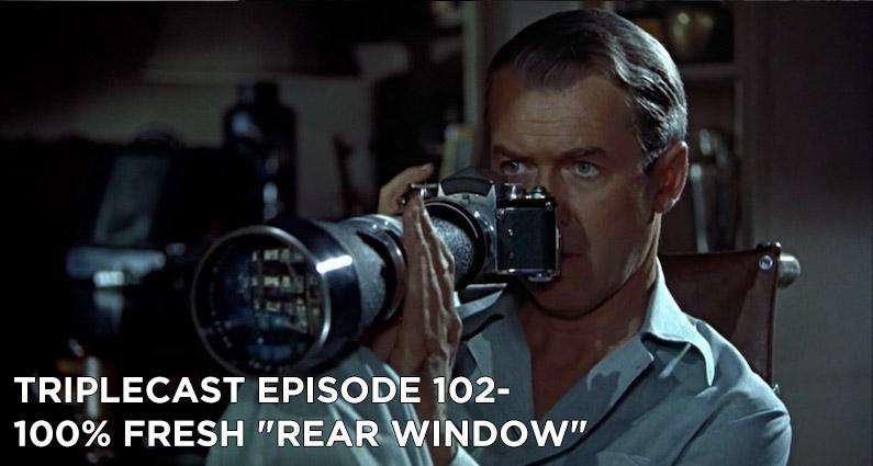 "TC102 – 100% Fresh ""Rear Window"""
