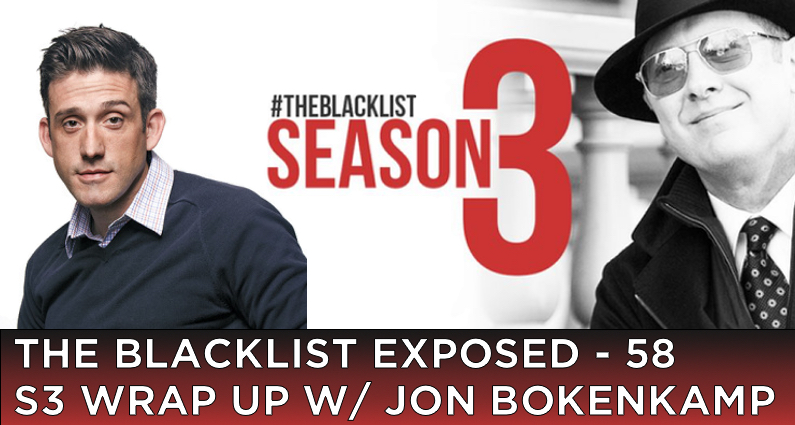 BLE58 – S3 – Season Wrap Up With Creator Jon Bokenkamp