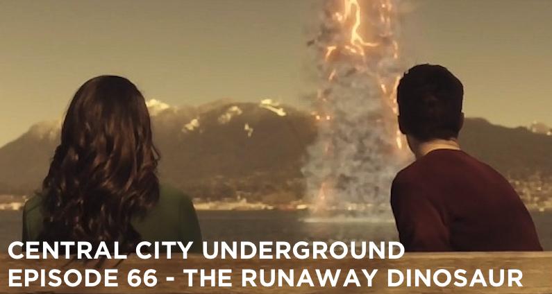 CCU 66 – S2 E21 – The Runaway Dinosaur