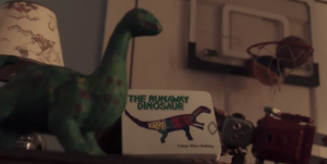 Runaway Dinosaur Book