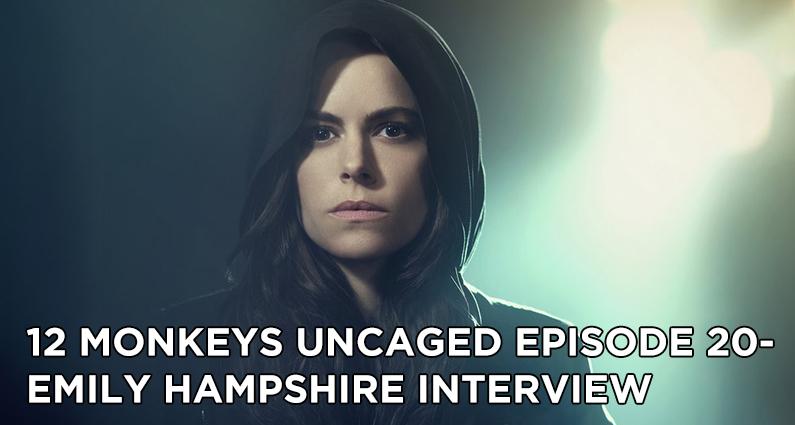 TM20 – Emily Hampshire Interview