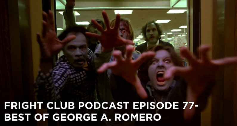 FC 77- Best of George A. Romero
