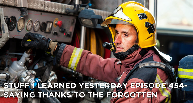 SILY Episode 454 – Saying Thanks to the Forgotten