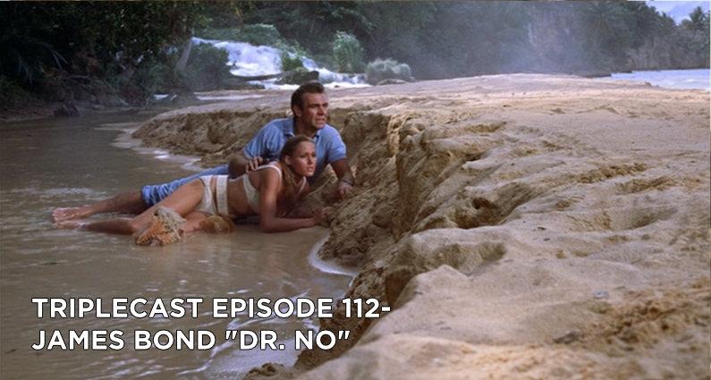 """TC112 – James Bond """"Dr. No"""""""