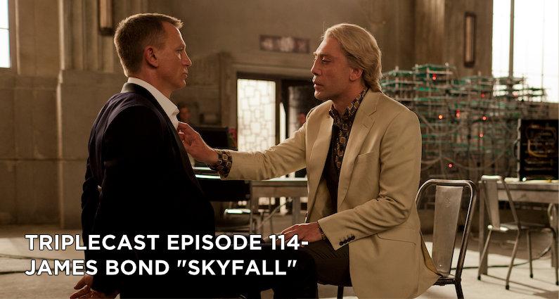 "TC114 – James Bond ""Skyfall"""