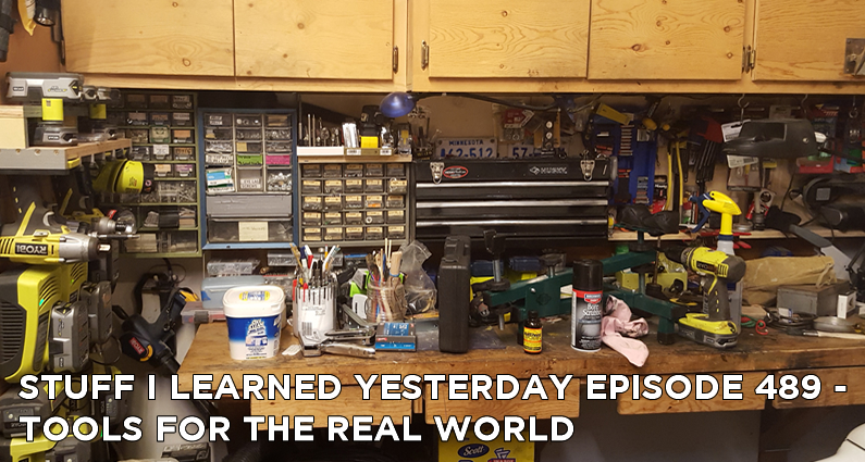 SILY Episode 489 – Tools For The Real World