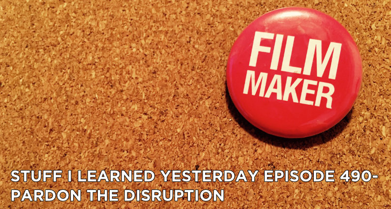 SILY Episode 490- Pardon the Disruption