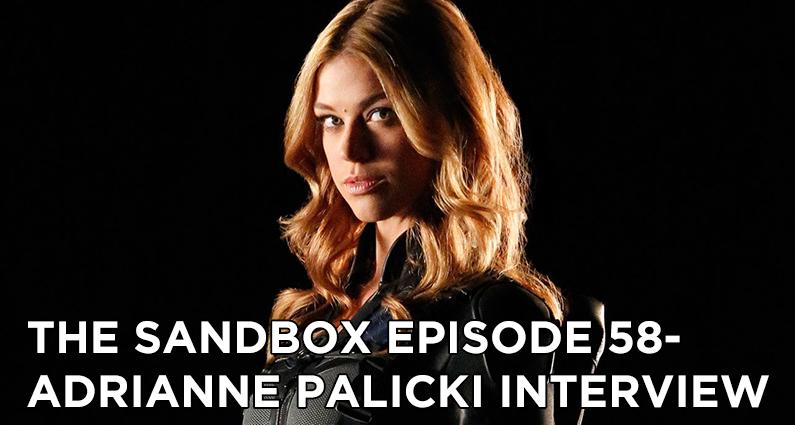 SB58 – Adrianne Palicki Interview from Geekinomicon