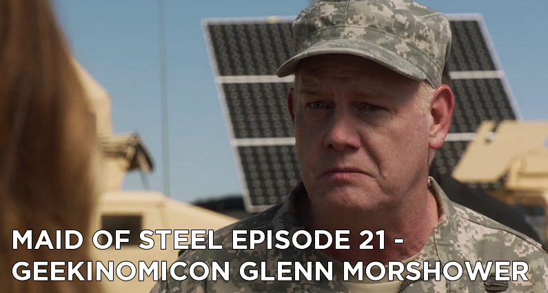 MOS 21 – Geekinomicon Glenn Morshower Interview
