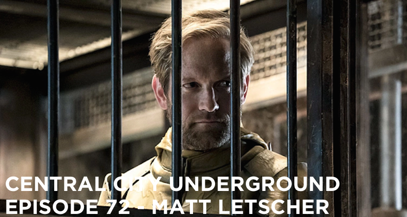 CCU 72 – S3 Matt Letscher Interview