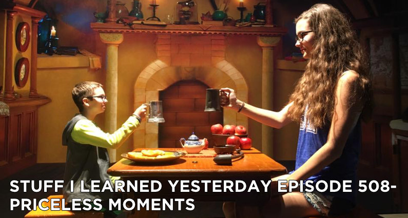 SILY Episode 508- Priceless Moments