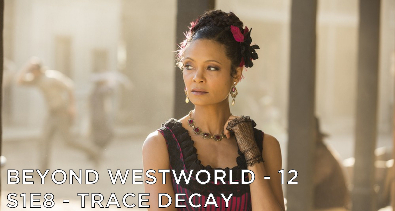 BW12 – Trace Decay – Westworld S1E8