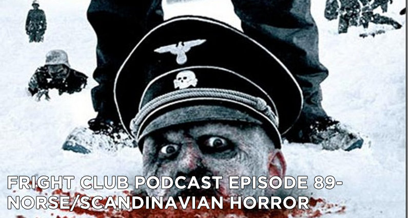 FC89- Norse/Scandinavian Horror