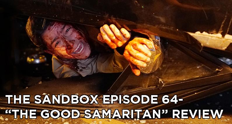 SB64 – S4E6 – The Good Samaritan