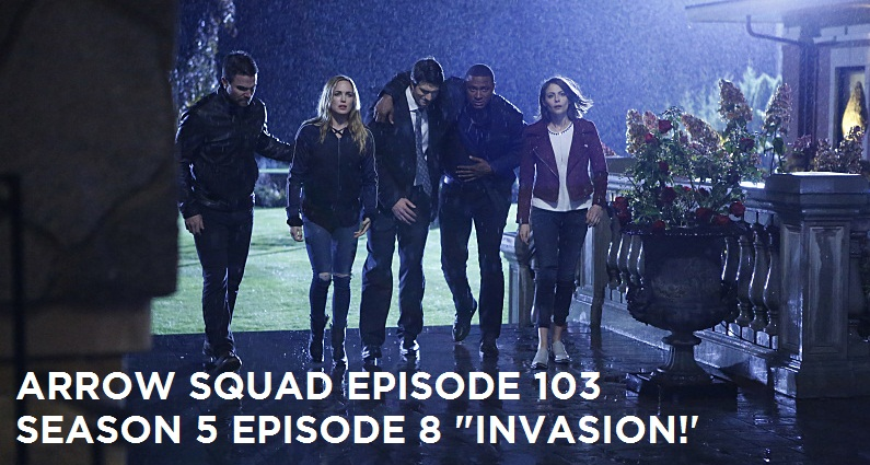 AS 103 – S5E8 – Invasion!