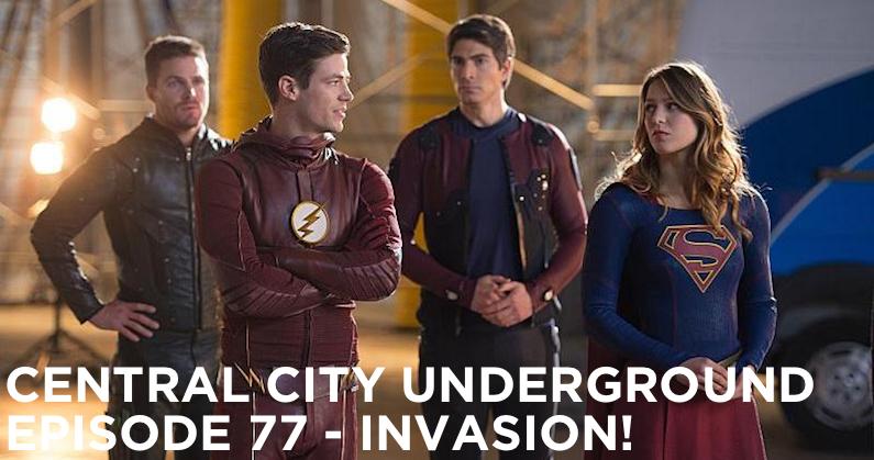 CCU 77 – S3 E8 – Invasion!