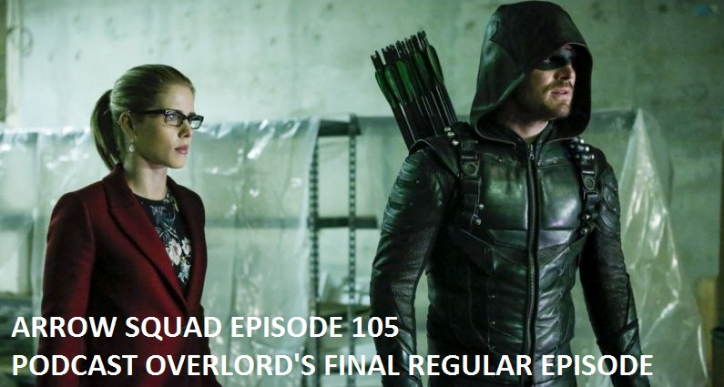 AS 105 – Podcast Overlord's Final Episode